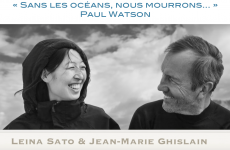 Oltome - Leina Sato et Jean-Marie Ghislain