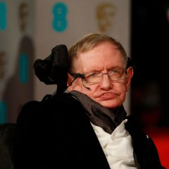 Oltome - Stephan Hawking biographie