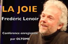 Fredéric Lenoir - La joie