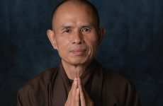 Oltome -Thich Nhat Hanh biographie portrait
