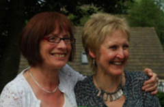Pam Warhurst & Joanna Dobson